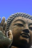 Giant Buddha Statue Stock Image