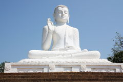 The giant buddha statue Mihintale Sri Lanka. The giant buddha statue of Mihintale Sri Lanka Stock Photography