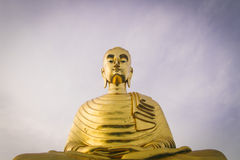 Giant Buddha Statue Thailand Stock Photography