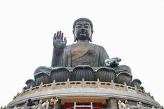 Giant Buddha statue Stock Photos