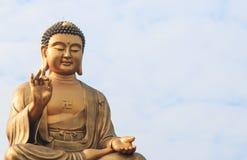 Giant Buddha in Taiwan Stock Photo