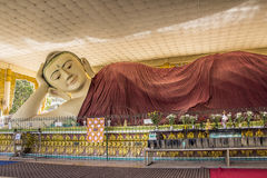 Giant Buddha Royalty Free Stock Image