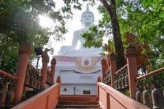 Giant budha statue Stock Photos