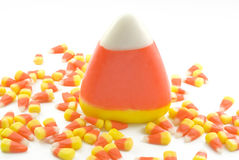 Giant Candy Corn Royalty Free Stock Photos