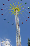 Giant chairoplane Royalty Free Stock Photos