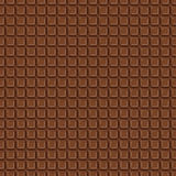 Giant chocolate background. 3D render of dark chocolate Royalty Free Stock Image