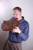 Giant Cookie Royalty Free Stock Image