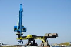 Giant crane Stock Photos