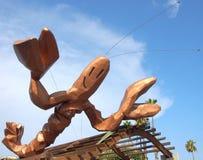 Giant crayfish Royalty Free Stock Images
