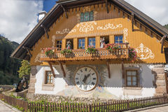 Giant cuckoo house stock images