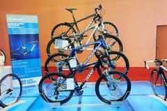 Giant cycling mountain bike Royalty Free Stock Photos