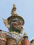 Giant Demon (Yaksha) Royalty Free Stock Photos