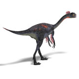 Giant Dinosaur Gigantoraptor Stock Photos