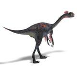 Giant dinosaur gigantoraptor Stock Photos