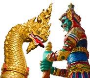 Giant dragon Stock Photos