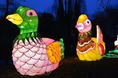 Giant ducks Royalty Free Stock Photos