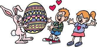 Giant Easter Egg Stock Image