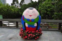 Giant eggs Royalty Free Stock Photo