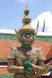 Giant Emerald Buddha Temple. Giants beautiful Emerald Buddha Temple in Thailand Stock Photo