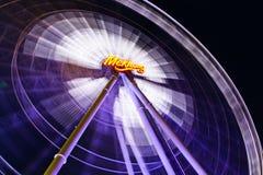 A giant ferris wheel at Asiatique Stock Image