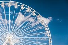 Giant ferris wheel Royalty Free Stock Photos