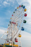 Giant ferris wheel Stock Images