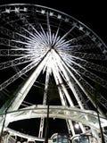 Giant Ferris Wheel stock images