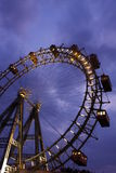 Giant Ferris Wheel in Prater Stock Photos