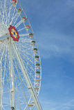 Giant Ferris Wheel in Prater park - Vienna Royalty Free Stock Photo