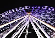Giant Ferris Wheel Southbank Brisbane Australia Royalty Free Stock Image