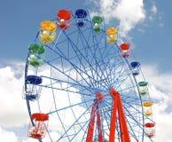 Giant ferris wheel at thr park Stock Photo