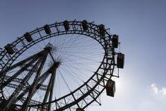 Giant Ferris Wheel, Vienna Royalty Free Stock Photos