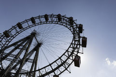 Giant Ferris Wheel, Vienna Royalty Free Stock Image