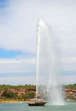 Giant Fountain stock photography