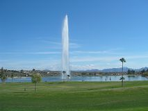 Fountain Hills Royalty Free Stock Photography