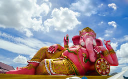 Giant ganesha Stock Image