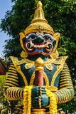 Giant. God Art giant from Thailand royalty free stock photos