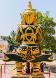 Giant. God Art giant from Thailand royalty free stock photography