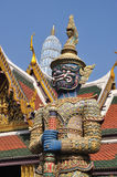 Giant in grand palace. Stock Images