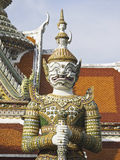 Giant in grand palace Stock Photo