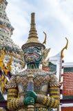 Giant Guard - Bangkok Garand Palace Royalty Free Stock Photos