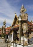 Giant guardian statue Stock Photos