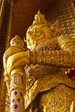 Giant From Phra Kaew Temple Royalty Free Stock Image