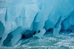 giant iceberg ocean southern Στοκ φωτογραφία με δικαίωμα ελεύθερης χρήσης