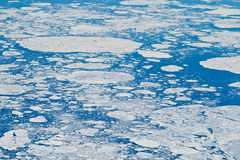 Giant Icebergs Stock Images