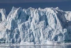 Giant Icebergs of Disko Bay Stock Photos