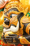 Giant In Thai Style Art Royalty Free Stock Photo