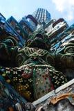 Giant In Wat Arun Stock Photography