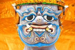 Giant In Wat Phra Keaw Royalty Free Stock Image