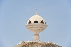 Giant incense burner structure in Muscat Oman Stock Photos